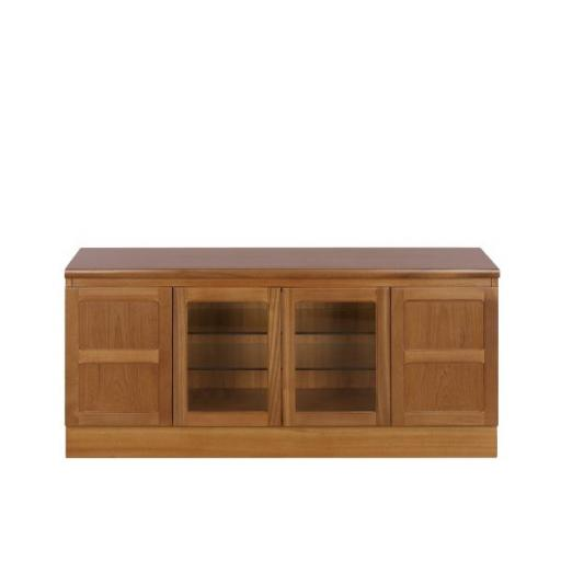 Nathan Furniture 5004 TV Cabinet - Classic Teak Range