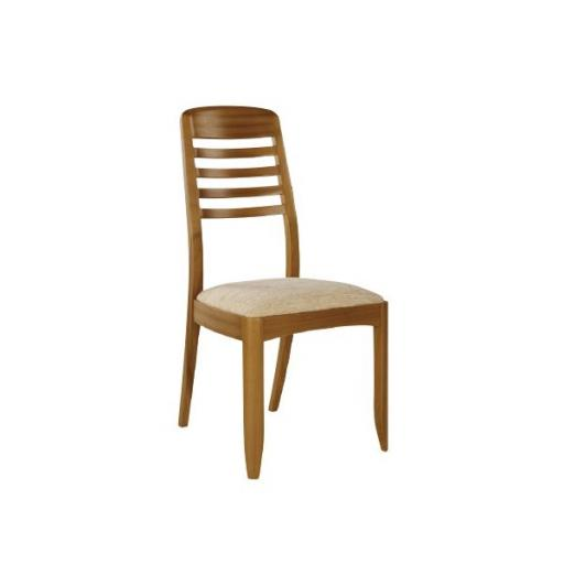 Nathan Furniture 3814 Ladder Back Dining Chair - Classic Teak Range