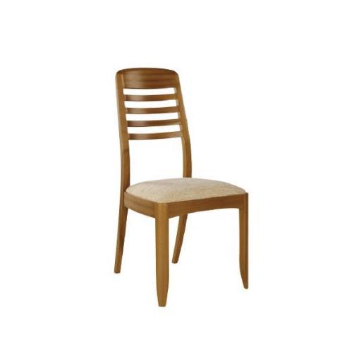 Nathan Furniture 3814 Ladder Back Dining Chair - Classic Teak Range