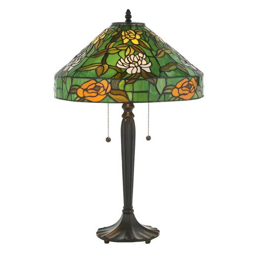 Agapantha Medium Table Lamp - 74426 - Interiors 1900 Tiffany Lighting