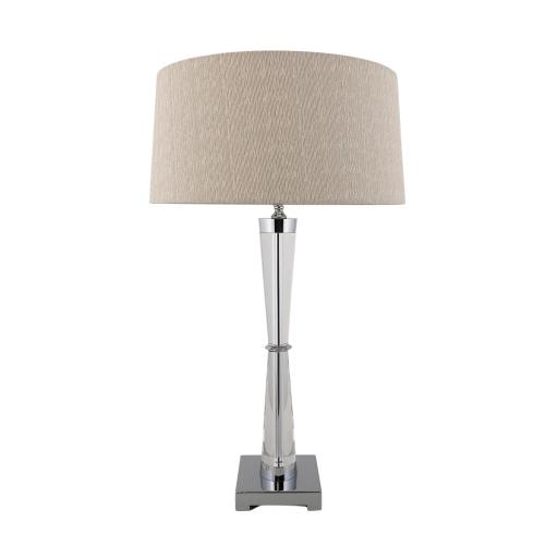Alison Lamp Chrome (ME031) - Mindy Brownes