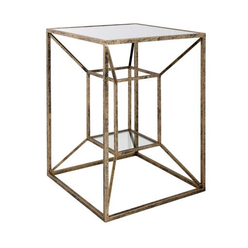 Solomon Side Table (TF050) - Mindy Brownes