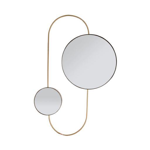 Ophelia Round Mirror (FY006) - Mindy Brownes