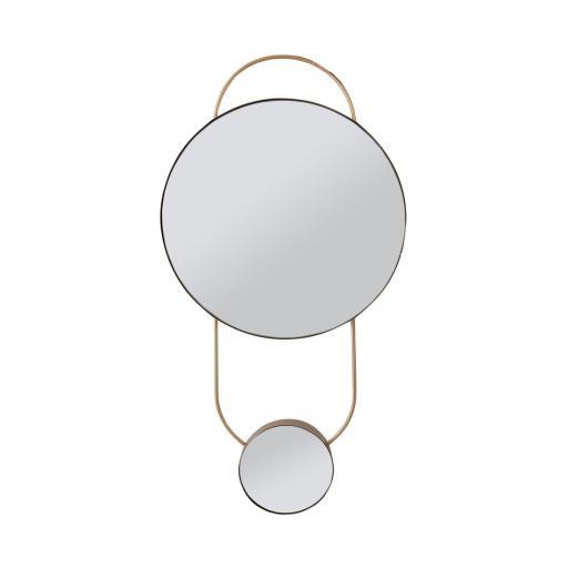 Ophelia Round Mirror 2 (FY007) - Mindy Brownes