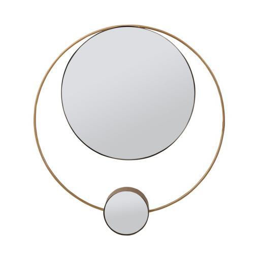 Opheila Round Mirror 3 (FY008) - Mindy Brownes
