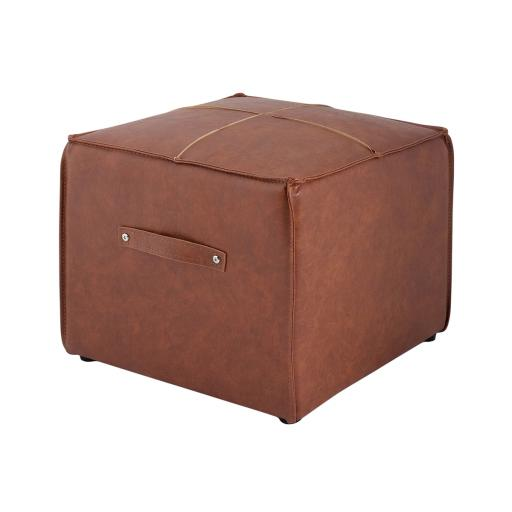 Logan Ottoman (Small) (OW008) - Mindy Brownes