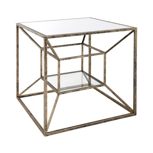 Solomon Lamp Table (TF049) - Mindy Brownes