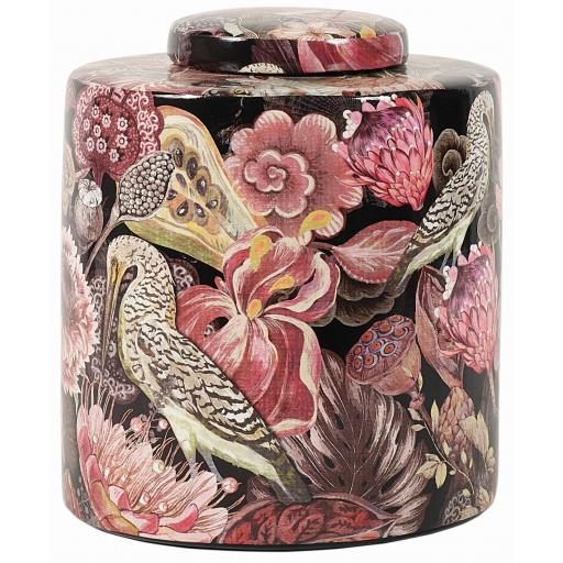"Parrot 9"" Jar (MY080) - Mindy Brownes"