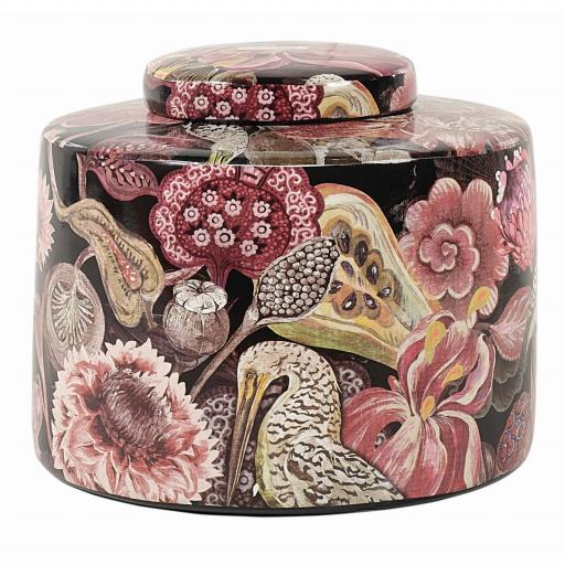 "Parrot 8"" Jar (MY081) - Mindy Brownes"