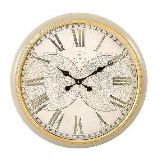 World Clock MHA002 - Mindy Brownes