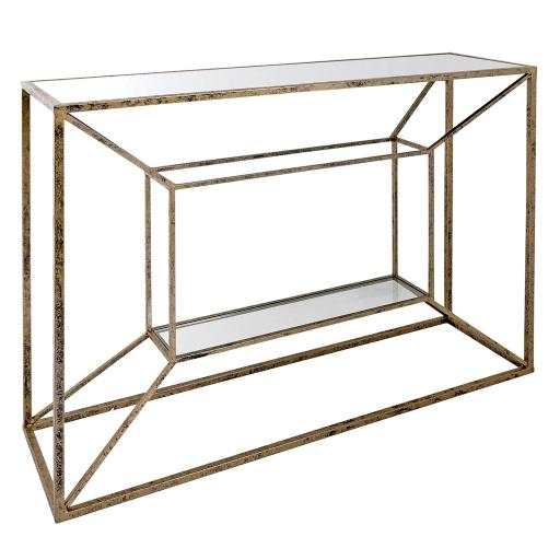 Solomon Console Table (TF051) - Mindy Brownes