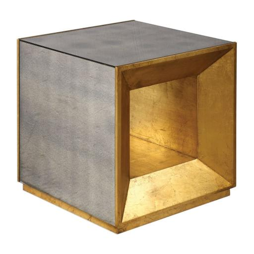 Flaire Cube Table 24763 - Mindy Brownes Furniture