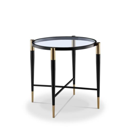Harlinne Side Table YCF008 - Mindy Brownes Furniture