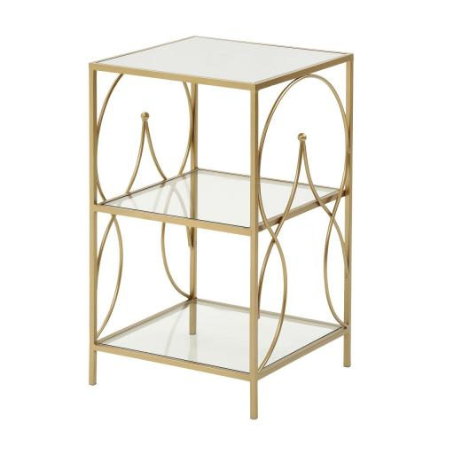Maci Side Table TF045 - Mindy Brownes Furniture