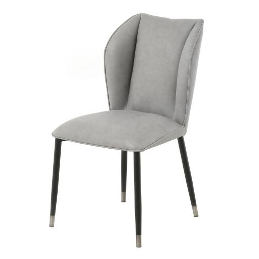 Alice Dining Chair (Grey) EHM021 - Mindy Brownes Furniture
