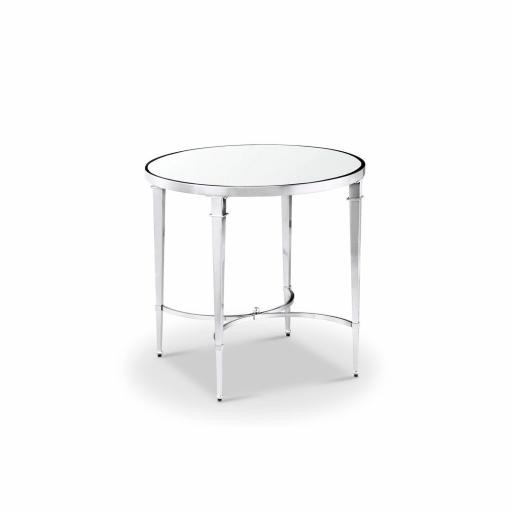 Adley Side Table YCF005 (assembly required) - Mindy Brownes