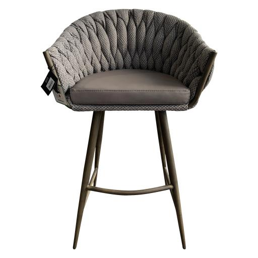 Blake Bar Stool (Brown) OW012 (assembly required) -Mindy Brownes Furniture