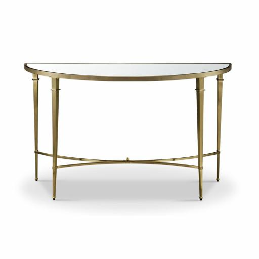 Waverly Console Table YCF003 (assembly required) - Mindy Brownes Furniture