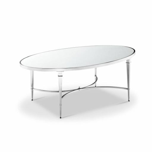 Adley Coffee Table - YCF004 (assembly required) - Mindy Brownes