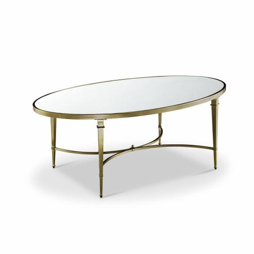 Waverly Coffee Table YCF001 (assembly required) - Mindy Brownes Furniture