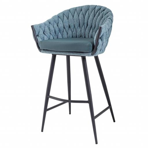 Blake Bar Stool OW002 - Mindy Brownes Furniture