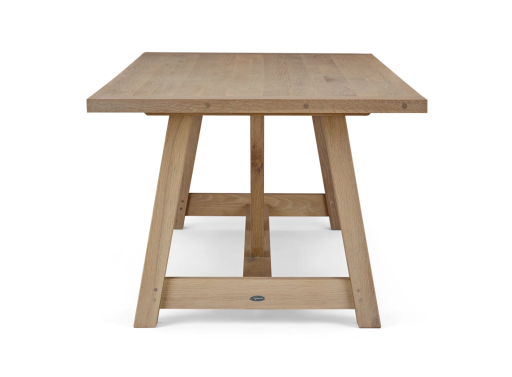 Neptune Arundel Dining Table EndView.png