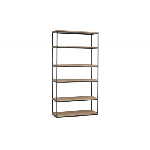 Carter Medium Bookcase - Neptune Furniture