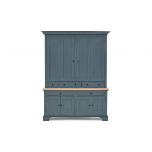 Henley 5ft TV Dresser - Neptune Furniture