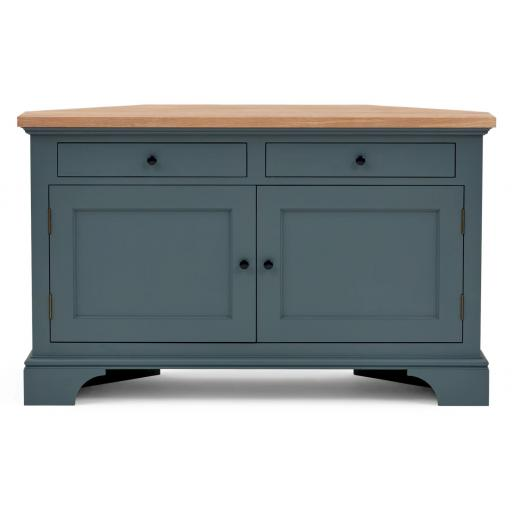 Henley 4ft Corner TV Cabinet - Neptune Furniture
