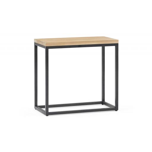 Carter Rectangular Side Table - Neptune Furniture