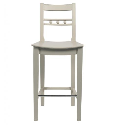 Suffolk High Back Bar Stool - Neptune Furniture