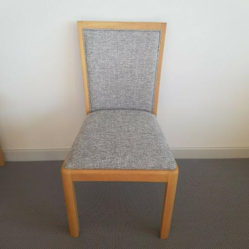 Stockholm Upholstered Chairs (Set of 4) By Winsor Furniture WN216FG