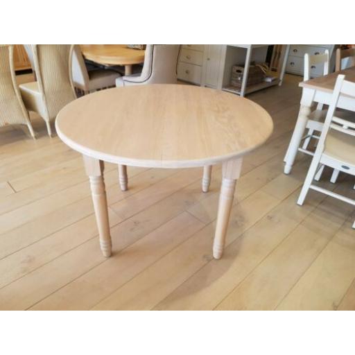 Neptune Sheldrake 4-6 Seater extending dining table - Neptune Furniture Clearance